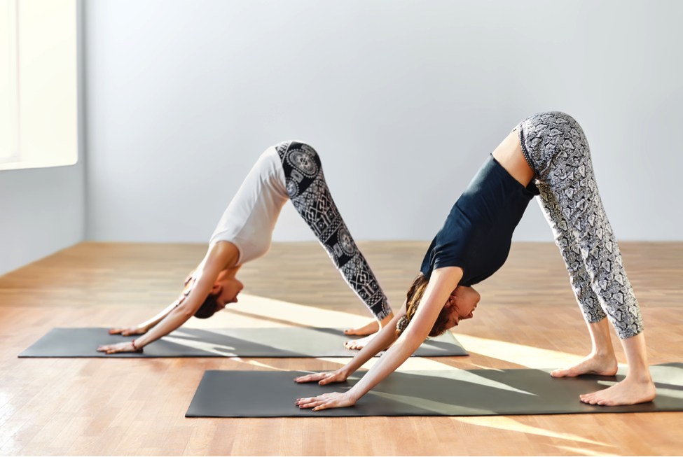 Balancing Yoga With Smart Technology