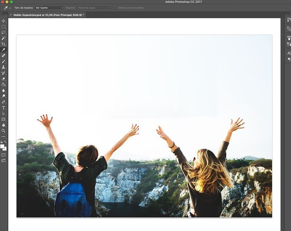 """Learn How to Create The """"Double Exposure"""" Effect In Photoshop"""